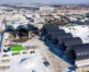 Zadaszenie odpadow w hali Shelterall