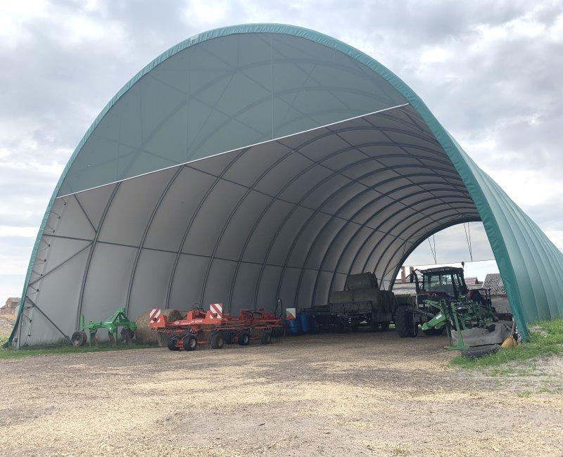 Garaz dla maszyn 15 m (male)
