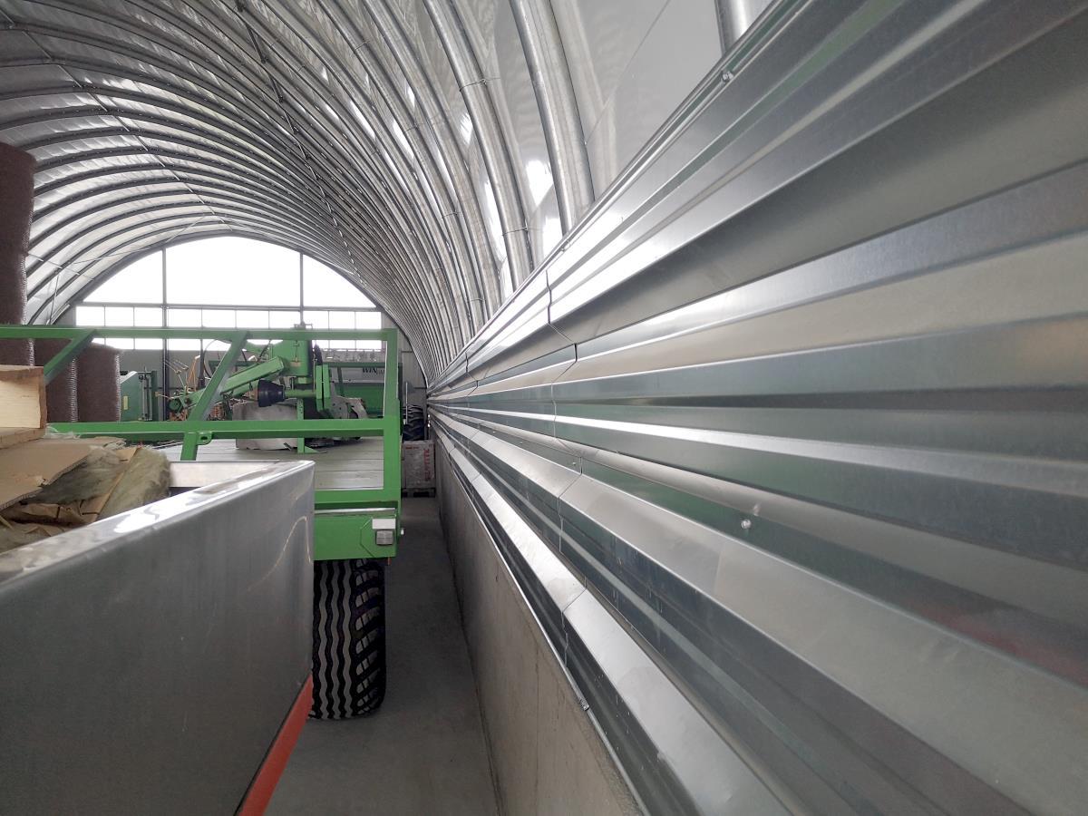 Blachy zabezpieczające poszycie hali tunelowej (8)